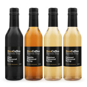 Classic Flavoured Syrups