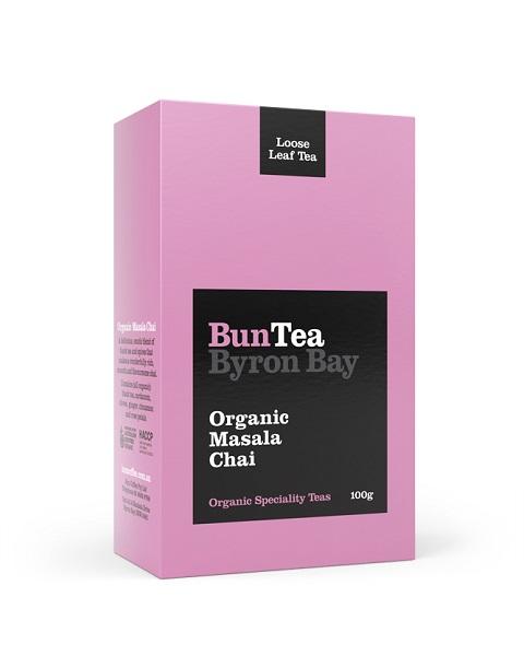 Organic Masala Chai
