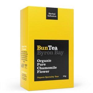 Organic Pure Chamomile Flower