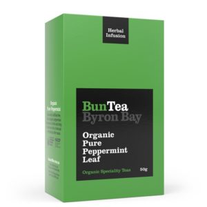 Organic Pure Peppermint Leaf