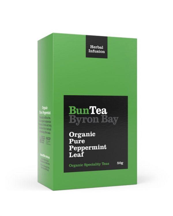 Organic Pure Peppermint Leaf