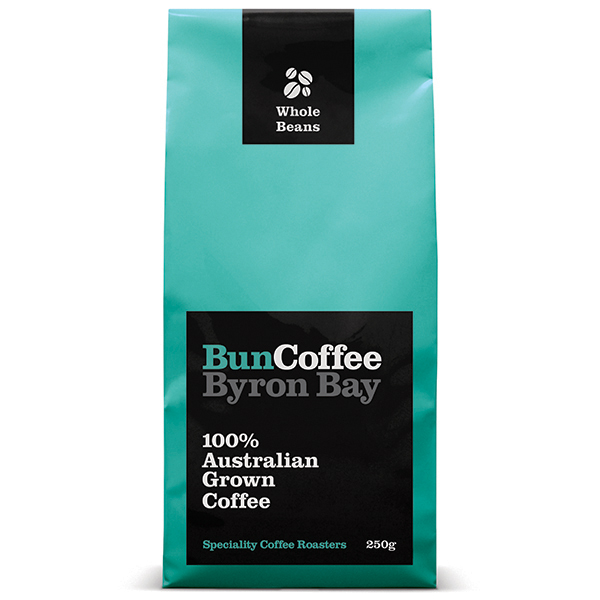 100 Australian Grown Coffee Beans Specialty Blends Bun Coffee
