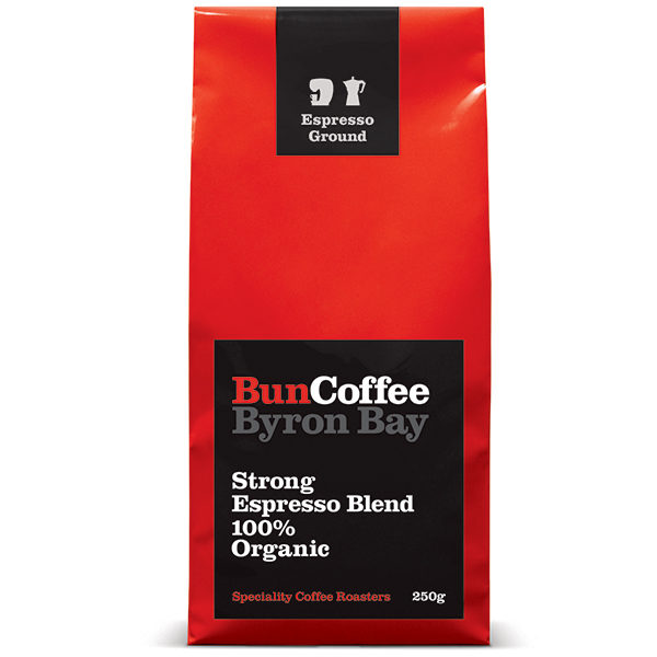 Strong Espresso Blend