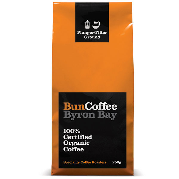 100% Certified Organic Coffee