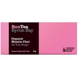 Organic Masala Chai Tea Bags