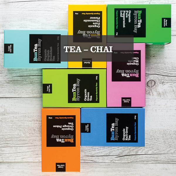 Organic Tea Organic Chai