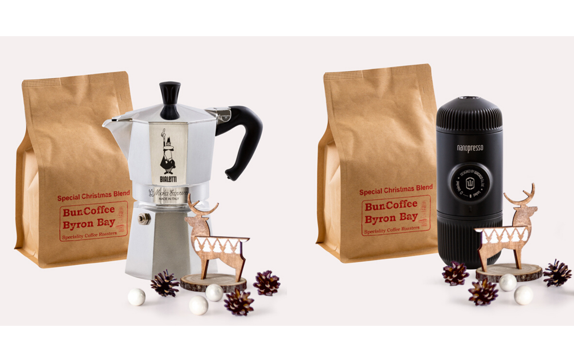 NEW! Christmas Coffee Gifts