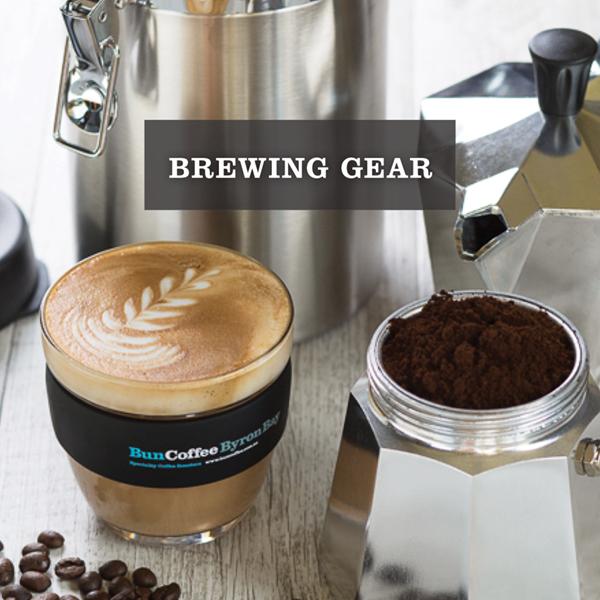 Bun Coffee Brewing Gear