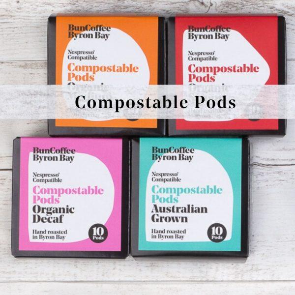 Bun Coffee Compostable Pods Shop Online