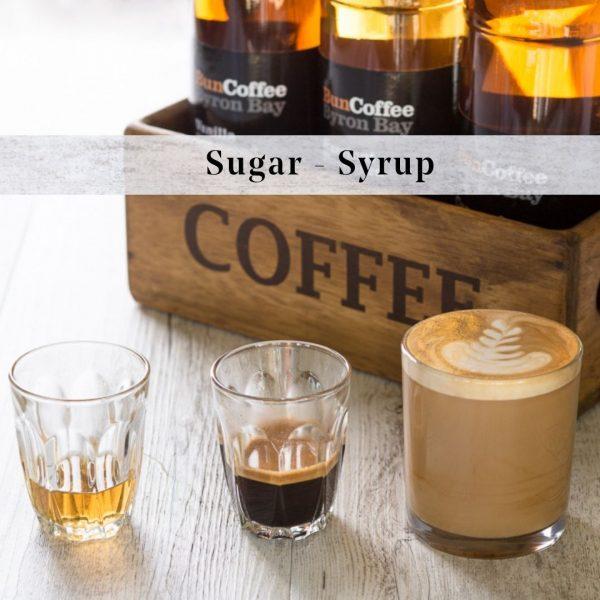 Bun Coffee Sugar Syrup Shop Online